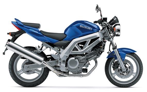 Suzuki Sv650 Sv650s Model Histor