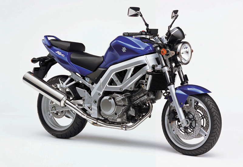 suzuki sv650 sv650s model histor. Black Bedroom Furniture Sets. Home Design Ideas